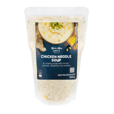 HOUSEBRAND CHICKEN NOODLE SOUP 600GR
