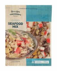 HOUSEBRAND FISHMONGER'S S/FOOD SELECT MIX 500GR