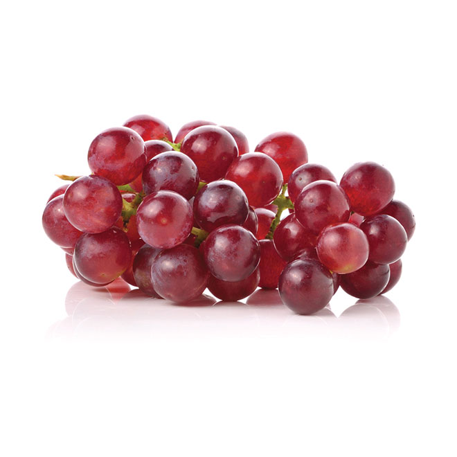 PRODUCE GRAPES RED SEEDLESS 500GR