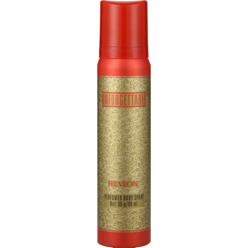 REVLON UNFORGETTABLE BODY SPRAY 90ML