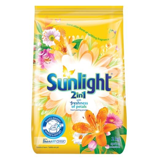 SUNLIGHT REGULAR POWDER FLEXI 2KG