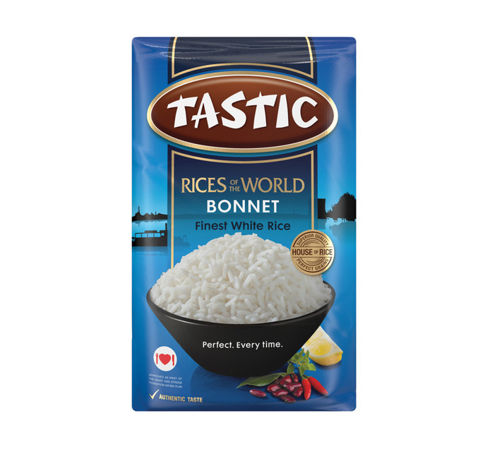 BONNET RICE WHITE 1KG