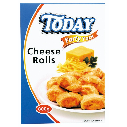 TODAY CHEESE PUFFS PARTY PACK 40EA