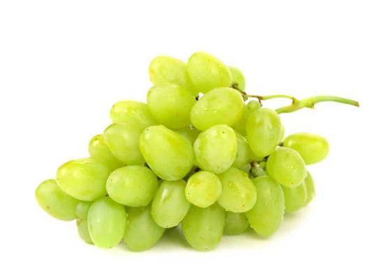 PRODUCE GRAPES WHITE SEEDLESS 500GR